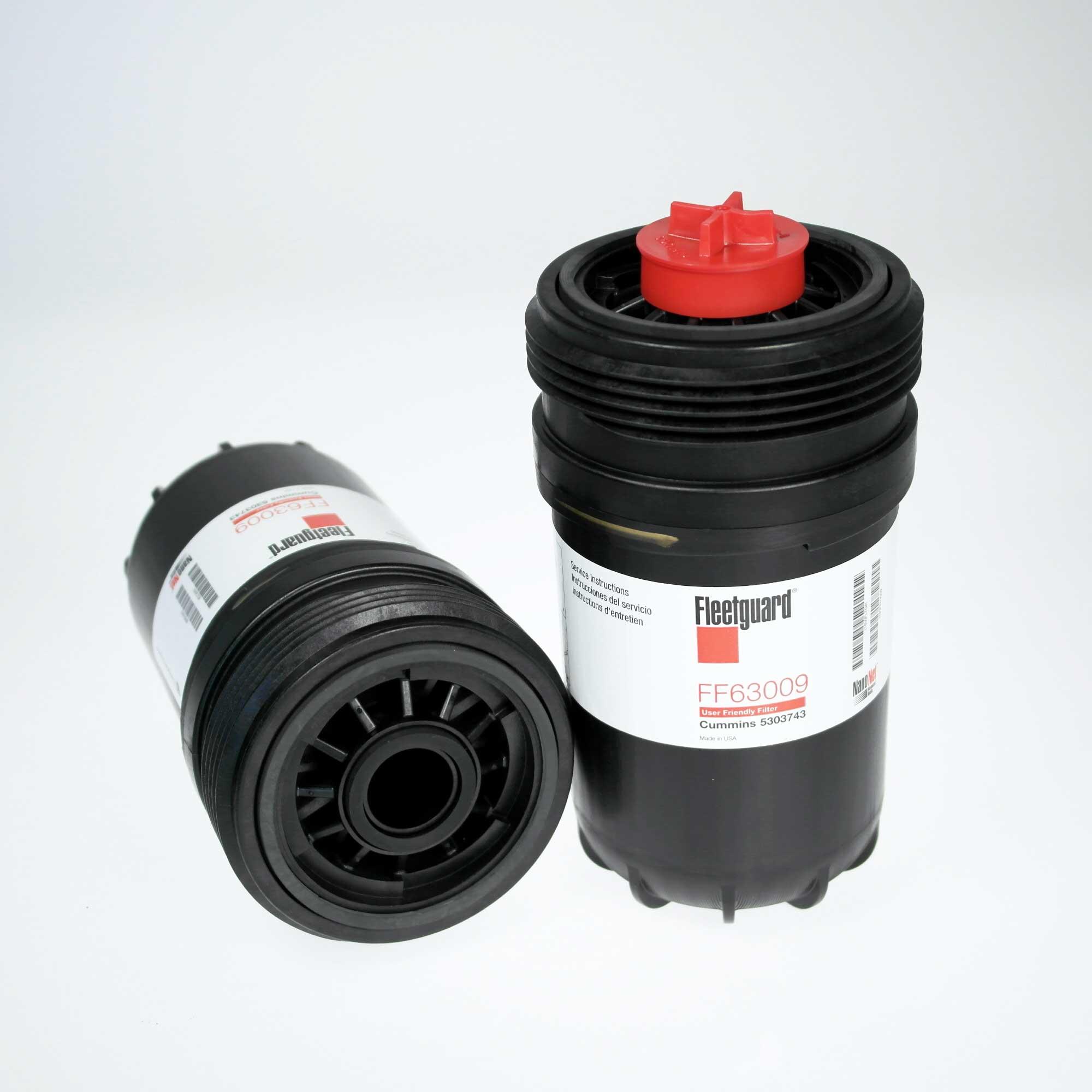 Brennstoffilter, varenummer FF63009