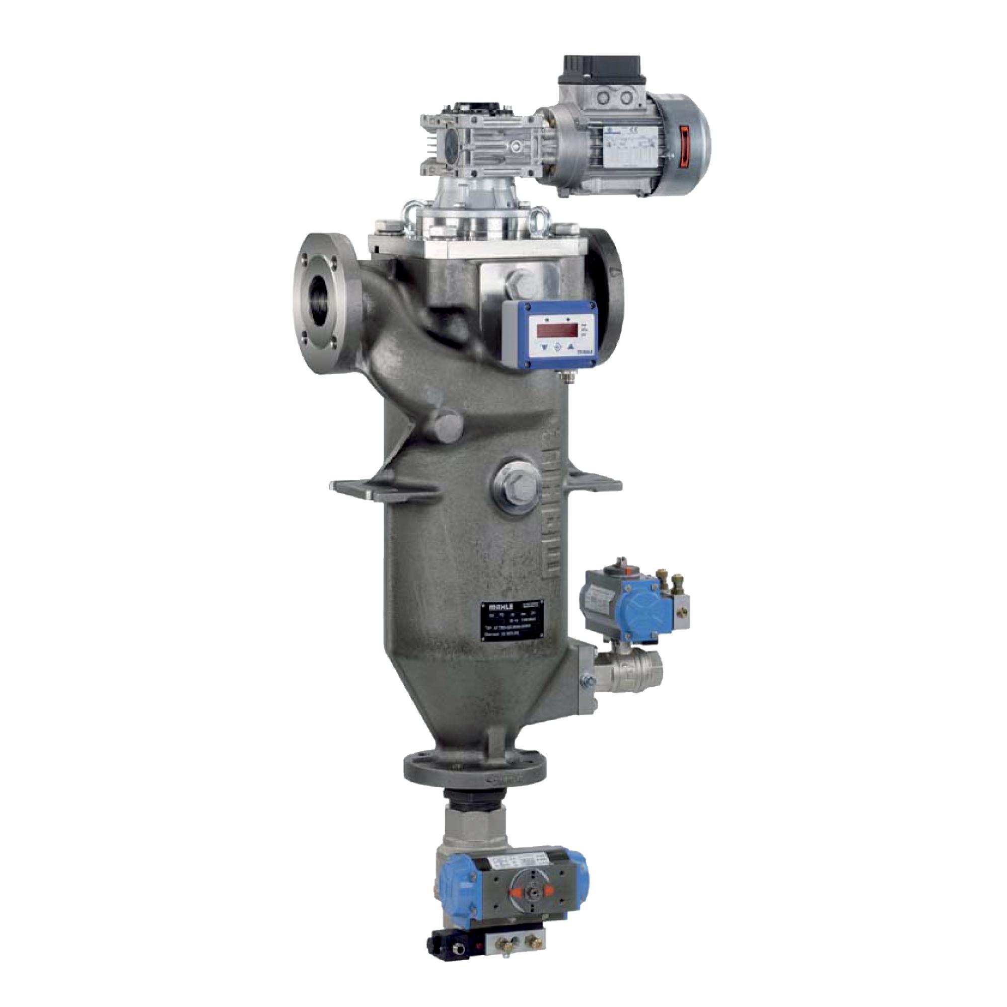 Filterhus, automatfilter for prosess, varenummer AF113G