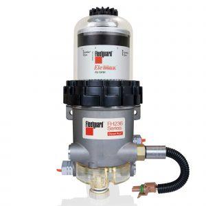 Filterhus forfilter for brennstoff med vannutskiller 5,7 liter pr. minutt,, varenummer FH23616M