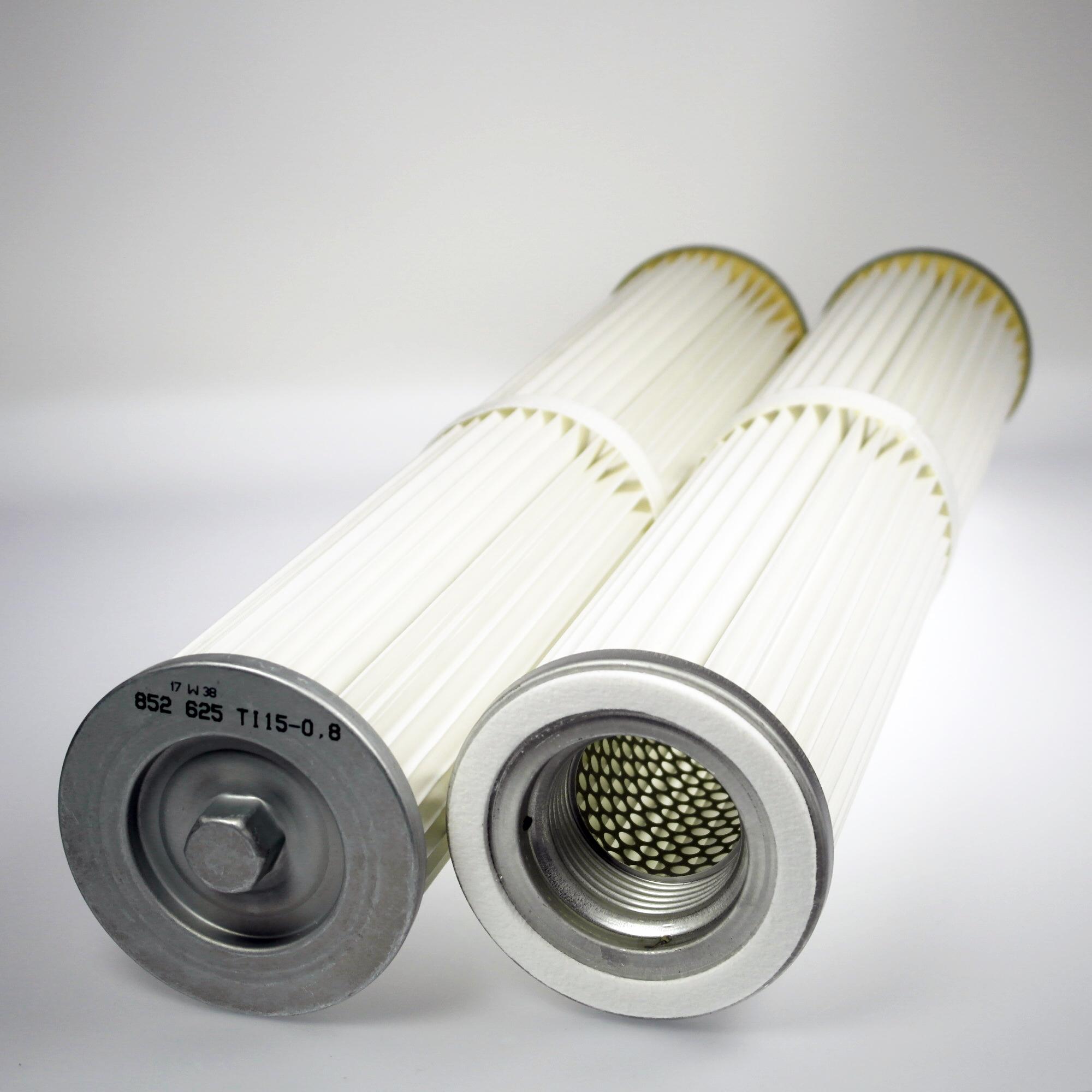 Filterelement for støv, varenummer 852625TI15