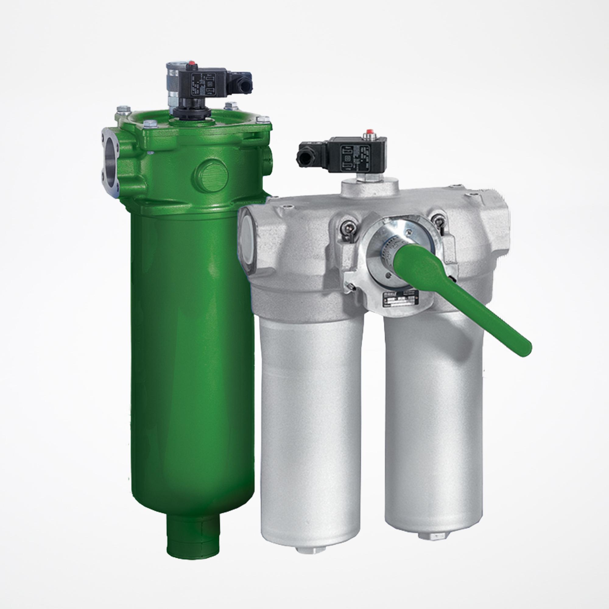 Filterhus for hydraulikk, PI-serien