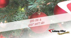 Lekang Filter ønsker deg en god jul