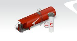 FF 5897 dieselfilter ISO 12-9-6