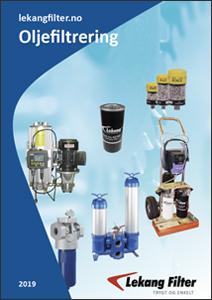 Last ned katalog med filter for hydraulikk og smøreolje